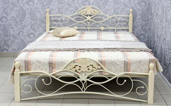 Белая кровать Малайзия FD881