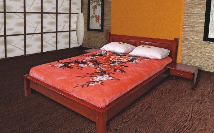 Деревянные кровати из сосны