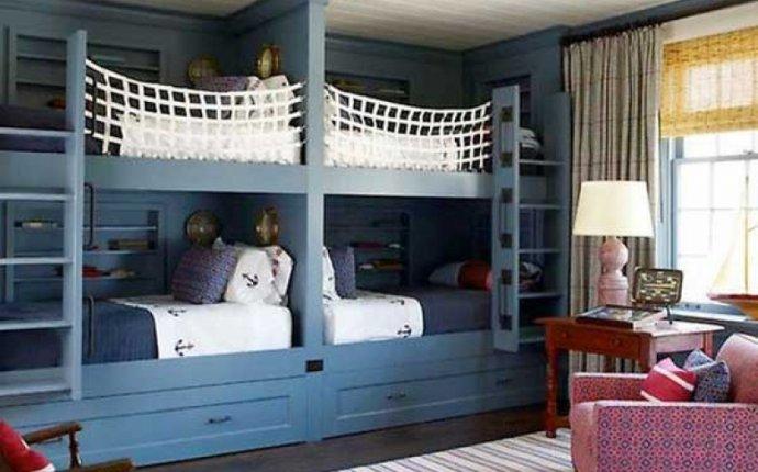 Дизайн детских кроватей для