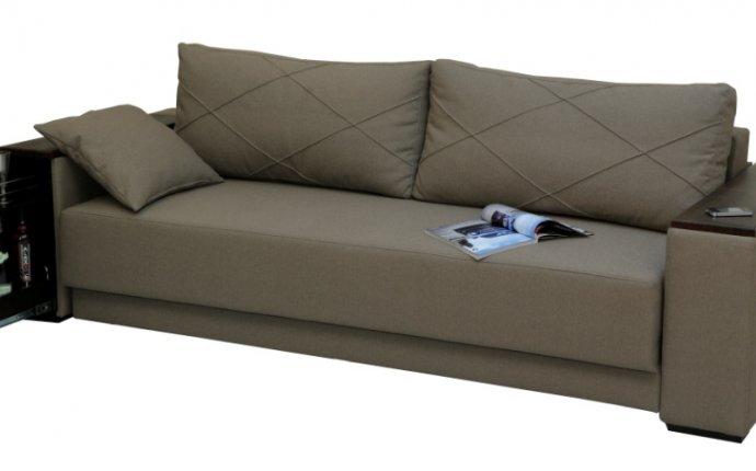 стильный диван с