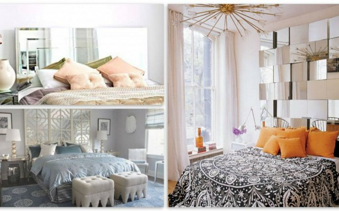 Необычные изголовья кроватей