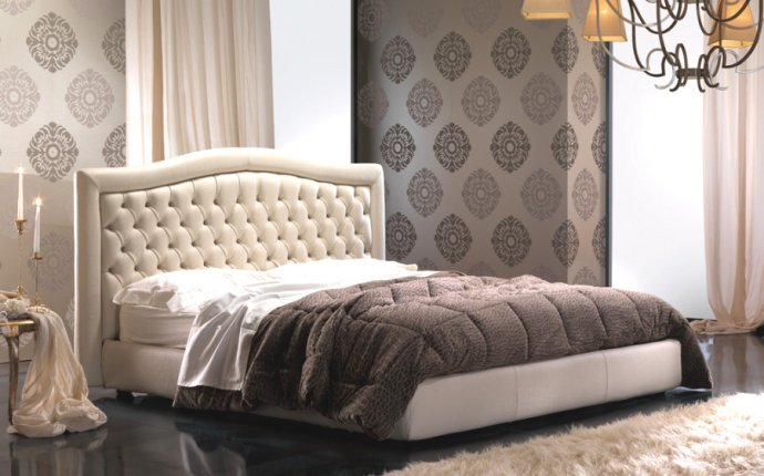 красивые кровати - фото