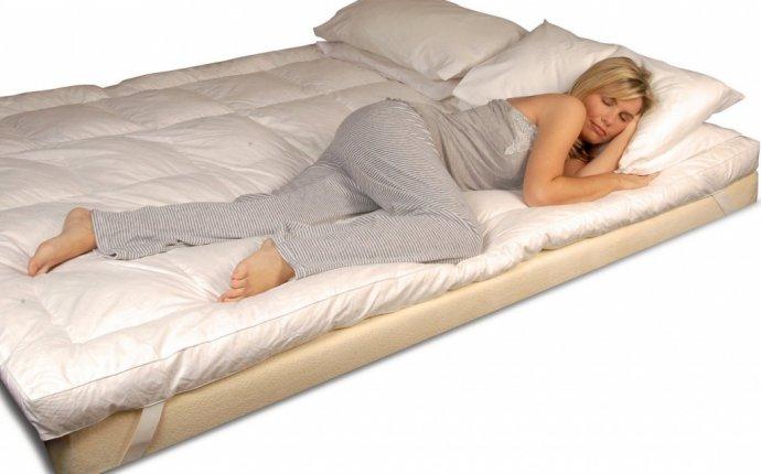 Мягкий матрац для кровати