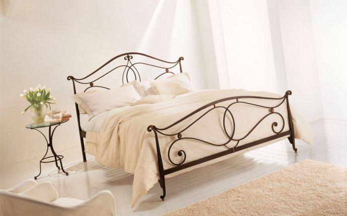 икеа детская кровать кованая