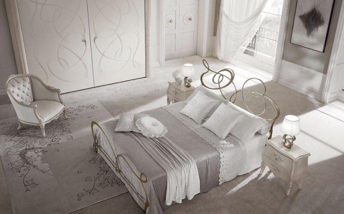 Кованые спальни фото