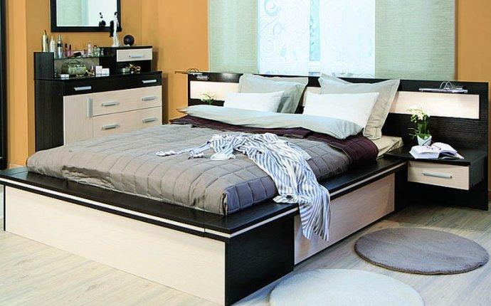 Выбор двуспальной кровати и ее