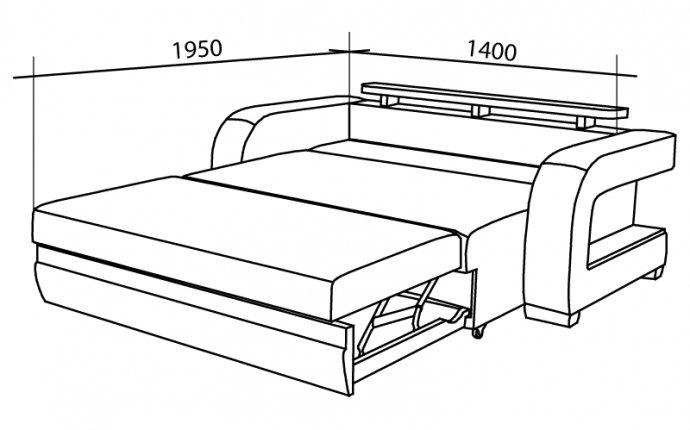 размеры кроватей выбор кровати
